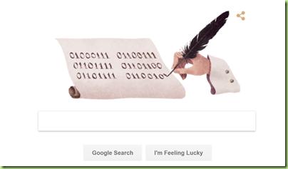Gottfried Wilhelm Leibniz 372 birthday google doodle 7 1