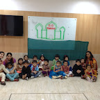 Eid Celebration by Junior KG at Witty World, Bangur Nagar on 5th July, 2016