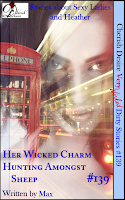 Cherish Desire: Very Wicked Dirty Stories #139, Max, erotica