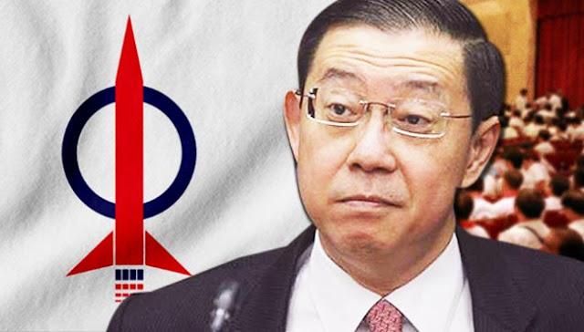 Guan Eng pengarah sebenar dalam gabungan PKR