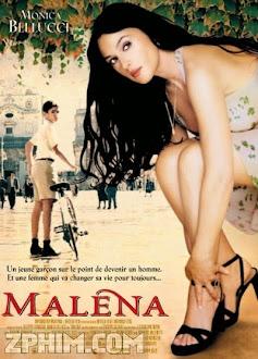 Mối Tình Đầu Của Tôi - Malèna (2000) Poster