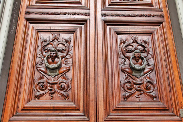 The Doors of Florence. From Finding the Hidden Secrets of Florence: 8 You Don't Want to Miss