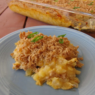 Funeral Potatoes (Gluten-free, Vegan)