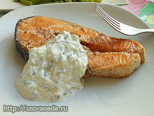 как приготовить лосось в мультиварке
