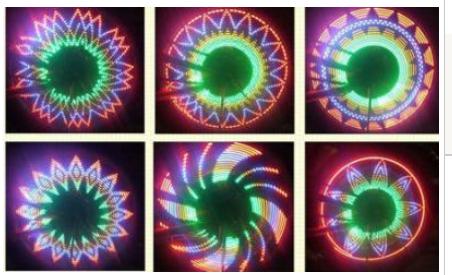 неонка цветная подсветка
