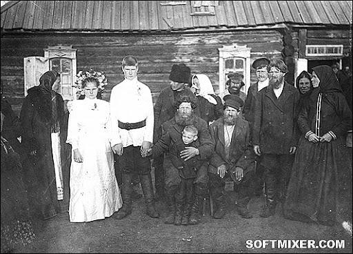 Русские деревенские бабы и любовники