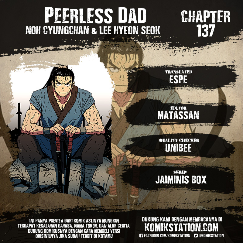 Peerless Dad Chapter 137