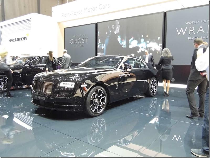 Geneva International Motor Show 2016
