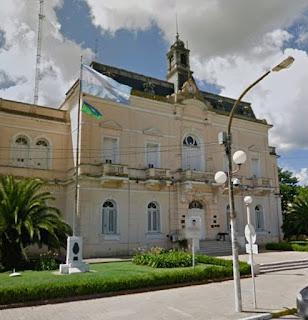 Sitio web de la Municipalidad de Chacabuco
