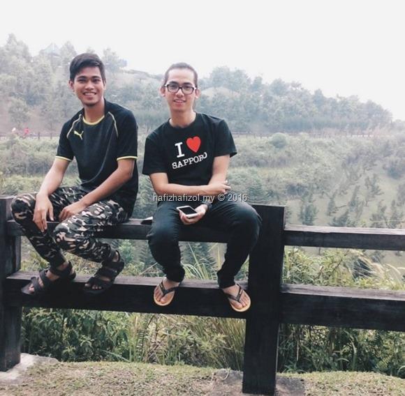 Cantiknya Taman Saujana Hijau di Putrajaya