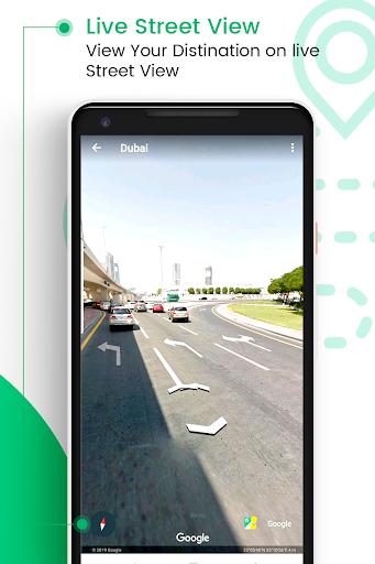 GPS Route Finder screenshot 7
