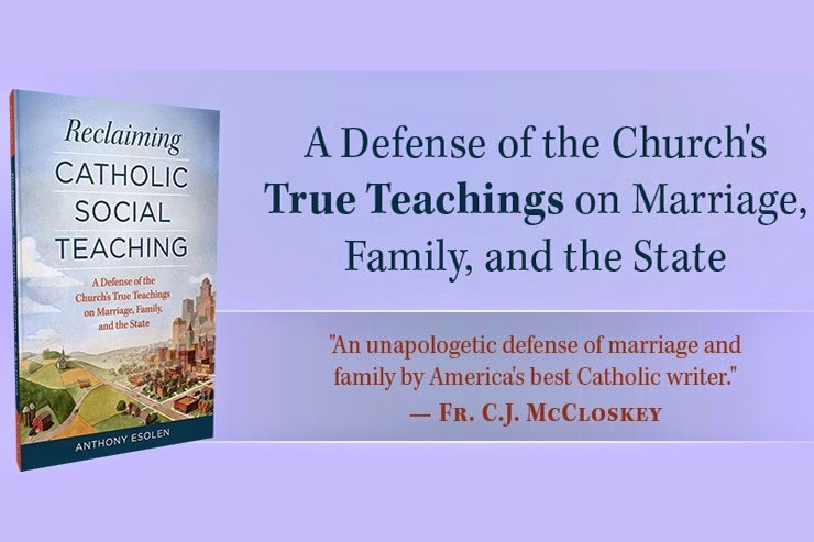 Book review: Reclaiming Catholic Social Teaching