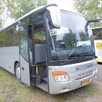 Setra van Taxi UVO Touringcars bus 465