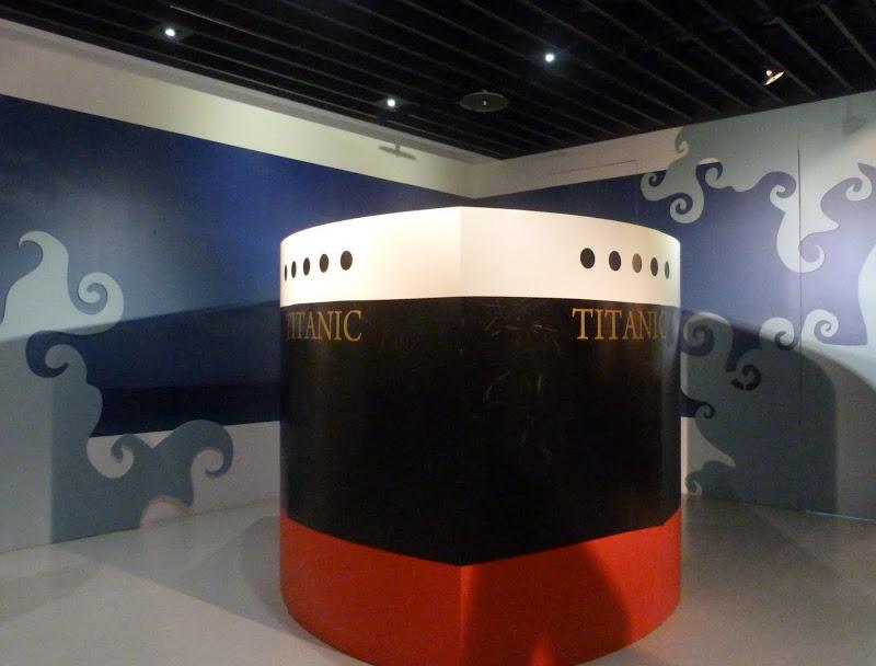 Taipei. Evergreen Maritime Museum. - P1340982.JPG
