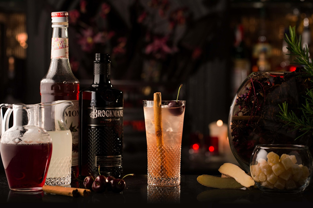 Brockmans Gin Serves Up Holiday Cocktails With A Touch Of Stardust