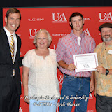 Scholarship Awards Ceremony Fall 2014 - Seth%2BShaver.jpg