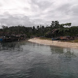 Arrivée à Pulau Obi. (Moluques, Indonésie), 11 septembre 2013. Photo : Eko Harwanto