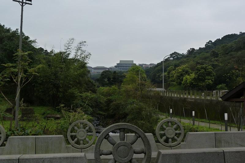 TAIWAN. Seediq Bale decor du film (qui est maintenant ferme) - P1110581.JPG