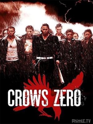 Phim Bá vương học đường 1 - Crows Zero (2007)