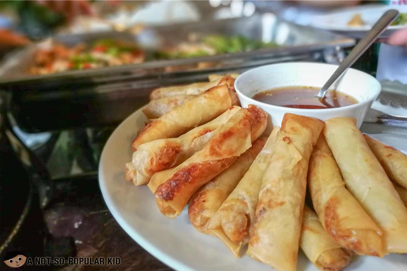 Dynamite Filipino Dishes - Bahay Ligaya