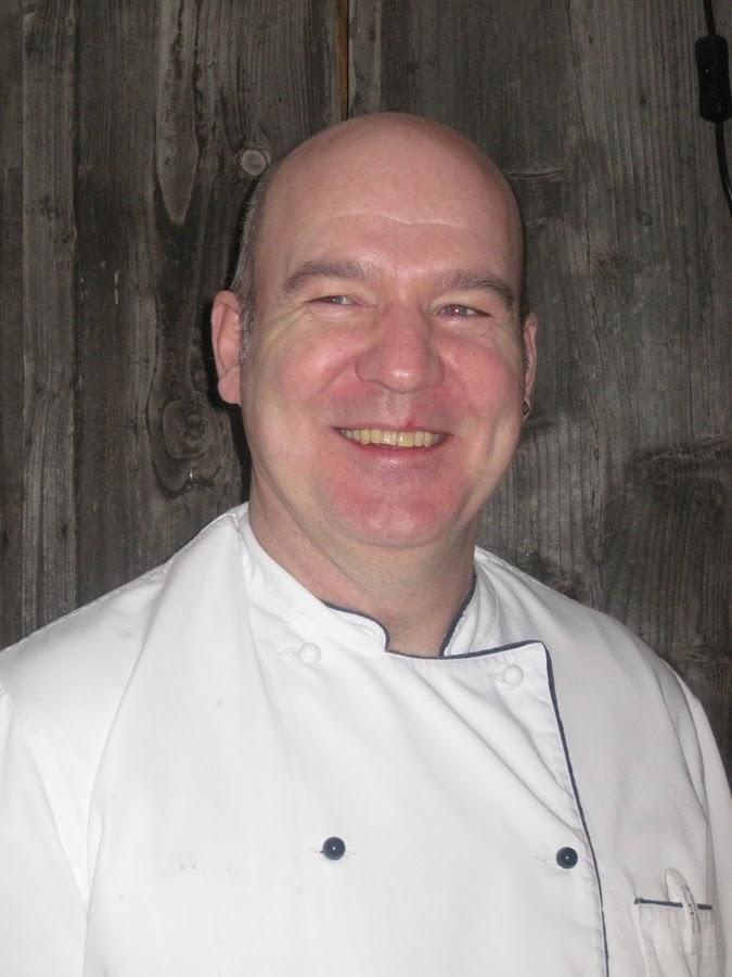 Ewald Strasser, Küchenchef