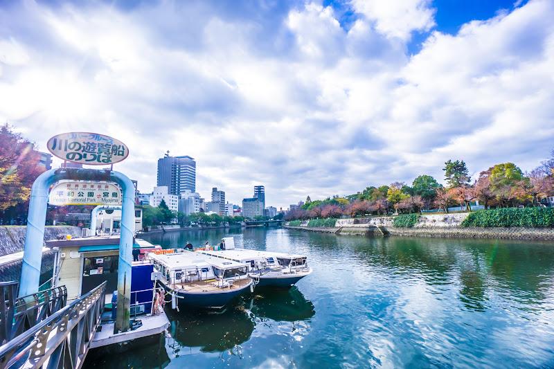 広島 宮島 世界遺産航路3
