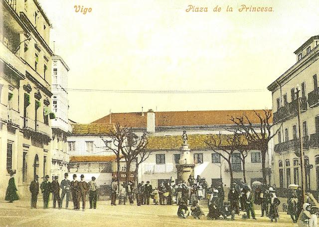 Plaza de la Princesa