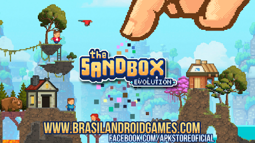 Download The Sandbox Evolution v1.3.6 APK Full - Jogos Android