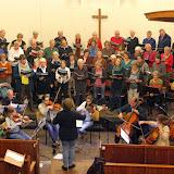 Canticum repeteert voor het Requiem van Fauré