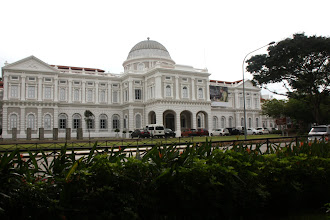 Photo: Year 2 Day 136 - National Museum of Singapore