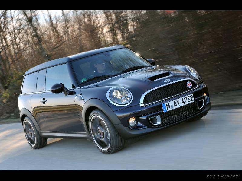 2008 mini cooper clubman hatchback specifications. Black Bedroom Furniture Sets. Home Design Ideas