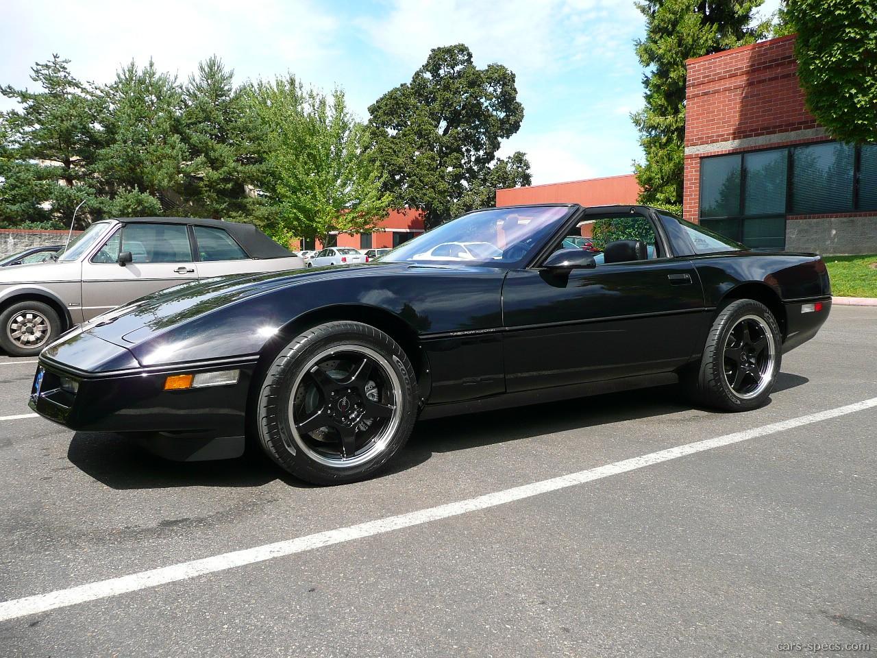 1992 Chevrolet Corvette ZR1 Specifications, Pictures, Prices
