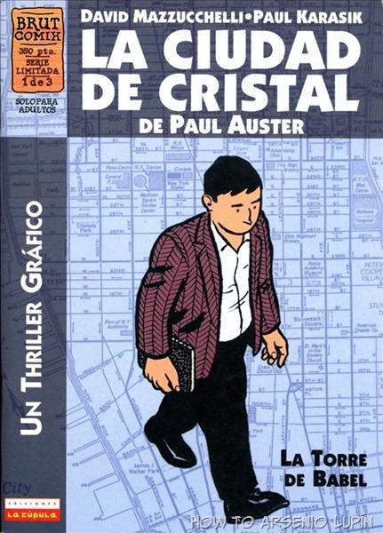 P00001 - La Ciudad de Cristal #1