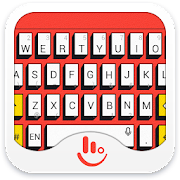 TouchPal Pop Art Red Theme 6.201510222137 Icon