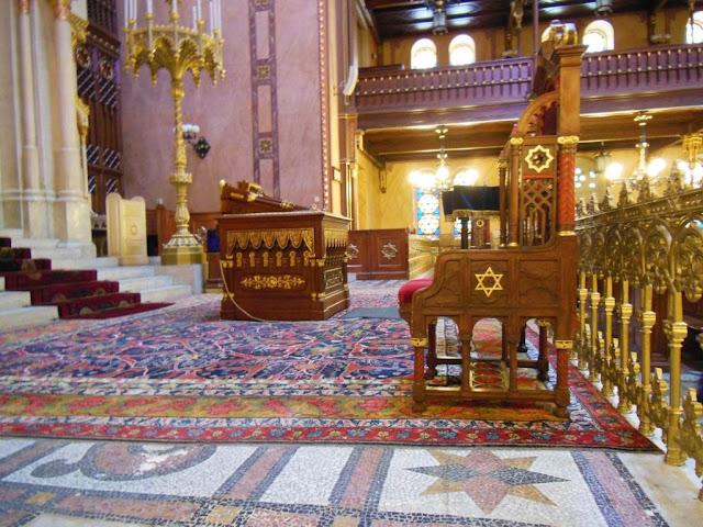 Interior de Dohány