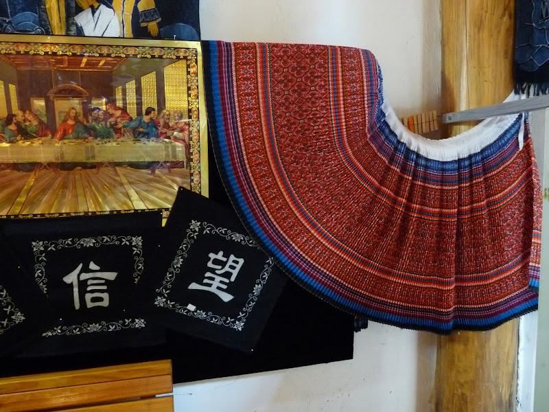 CHINE.YUNNAN.KUN MING Village des minorités 2 - P1270668.JPG