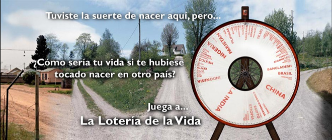 Save The Children - Lotería de la Vida