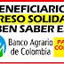 ¿Se justifica el Ingreso Solidario de abril del Banco Agrario?