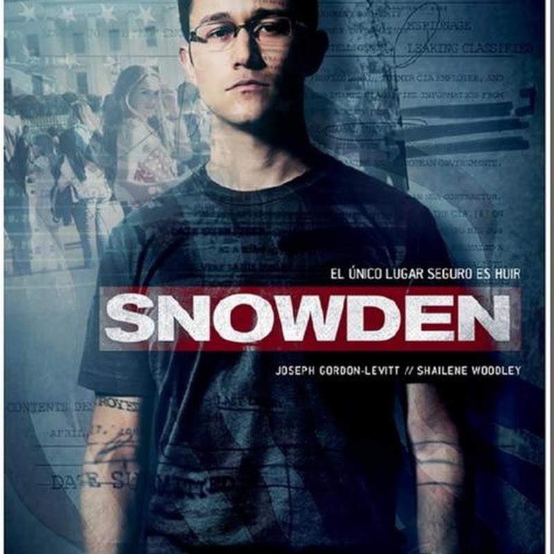 Snowden fecha de estreno argentina poster latino afiche for Chimentos del espectaculo 2016
