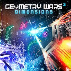 Geometry Wars 3: Dimensions - Evolved (2014)