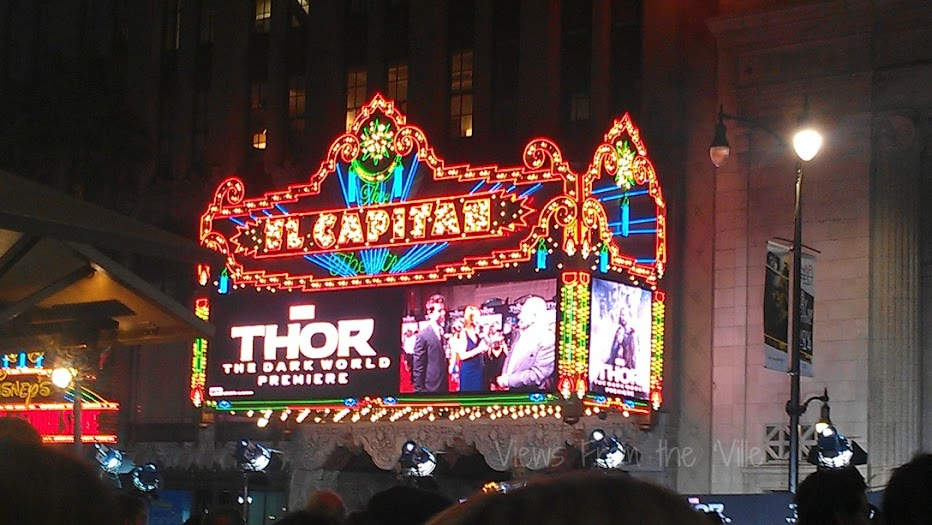 My Thor The Dark World Review & Red Carpet Experience #ThorDarkWorldEvent