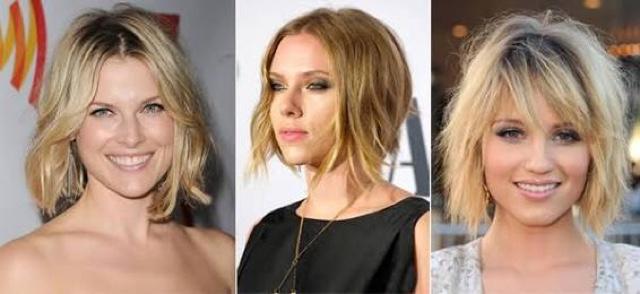 Resuminho de Moda  Faça o teste e descubra se você fica bem de cabelo curto! ea0046ddd2