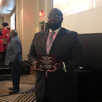 Stronger than My Father would like to congratulate our Founder and Executive Marcus Meneese for being awarded the 2018 Dr. Dorothy L. Brown Humanitarian award for Social Justice. Thank you to the Minerva Foundation, Inc and Delta Sigma Theta Sorority, Inc. Lastly a special thanks to Ms. Amissa Green for nominating Marcus Meneese for this special award.