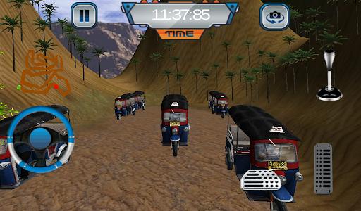 TukTuk Auto Rickshaw Drive