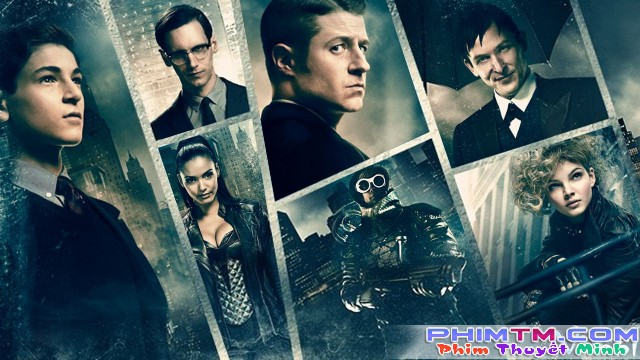 Xem Phim Thành Phố Tội Lỗi 3 - Gotham Season 3 - phimtm.com - Ảnh 1