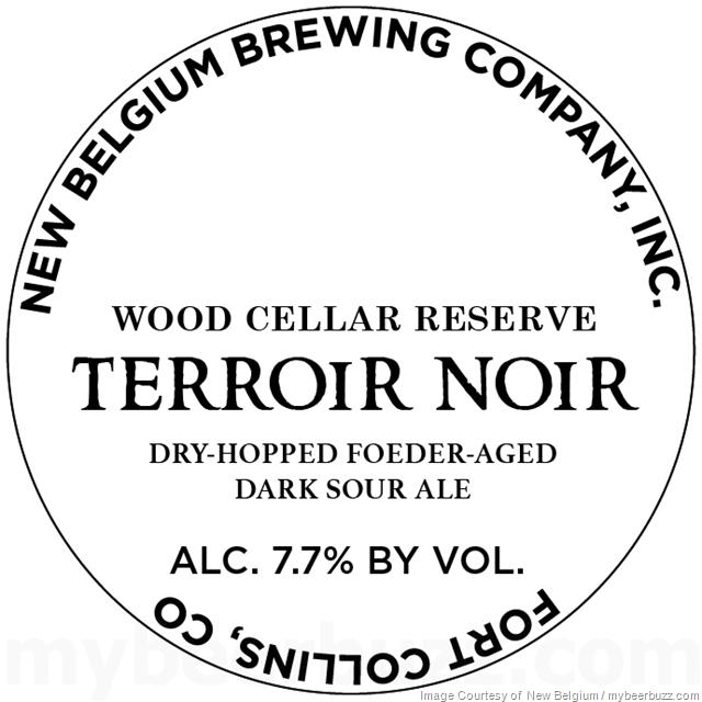 New Belgium - Wood Cellar Reserve Terroir Noir