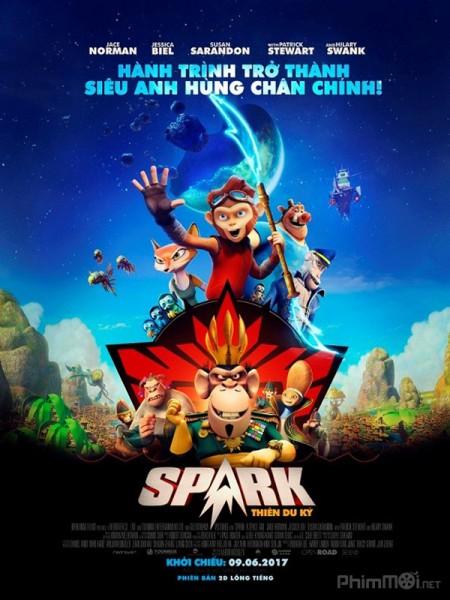 Spark: Thiên Du Ký - Spark: A Space Tail