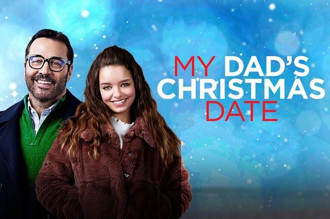 La Cita Navideña de Papá: Una insulsa película romántica navideña sin nada que aportar