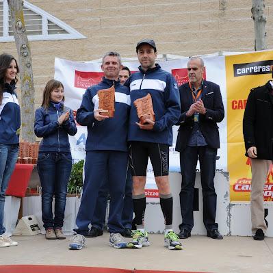 Media Maratón de Bolaños 2013 - Trofeos