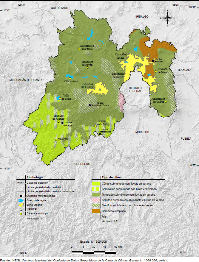 Mapa_Clima_mexico-estado